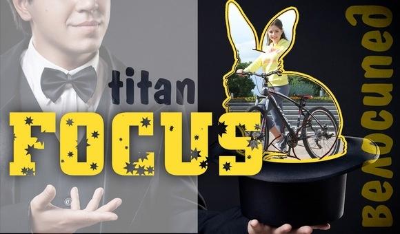 Видео-обзор велосипеда Titan Focus!
