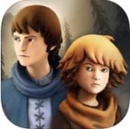 Топ-10 приложений для iOS (14 - 20 ноября) - Brothers. A Tale of Two Sons Logo