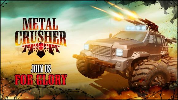 Топ-10 приложений для iOS (14 - 20 ноября) - Metal Crusher