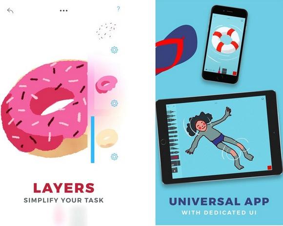 Топ-10 приложений для iOS (14 - 20 ноября) - Tayasui Sketches Pro