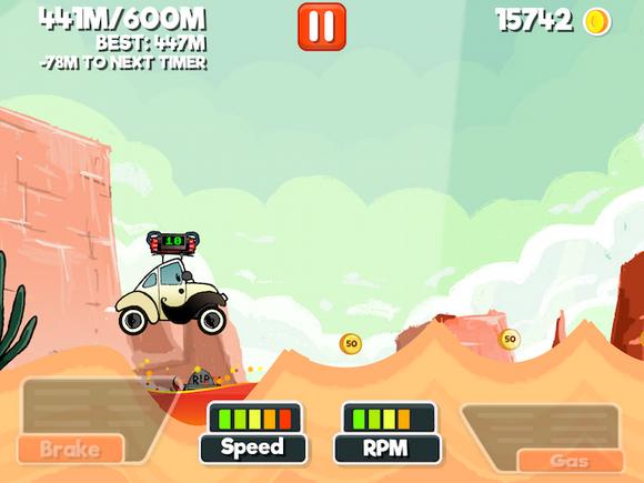 Топ-10 приложений для iOS (14 - 20 ноября) - Time Bomb Race