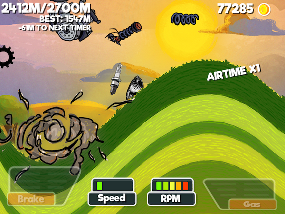 Топ-10 приложений для iOS (14 - 20 ноября) - Time Bomb Racе