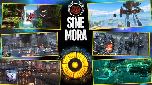 Топ-10 приложений для iOS и Android (10 - 16 апреля) - Sine Mora (3)