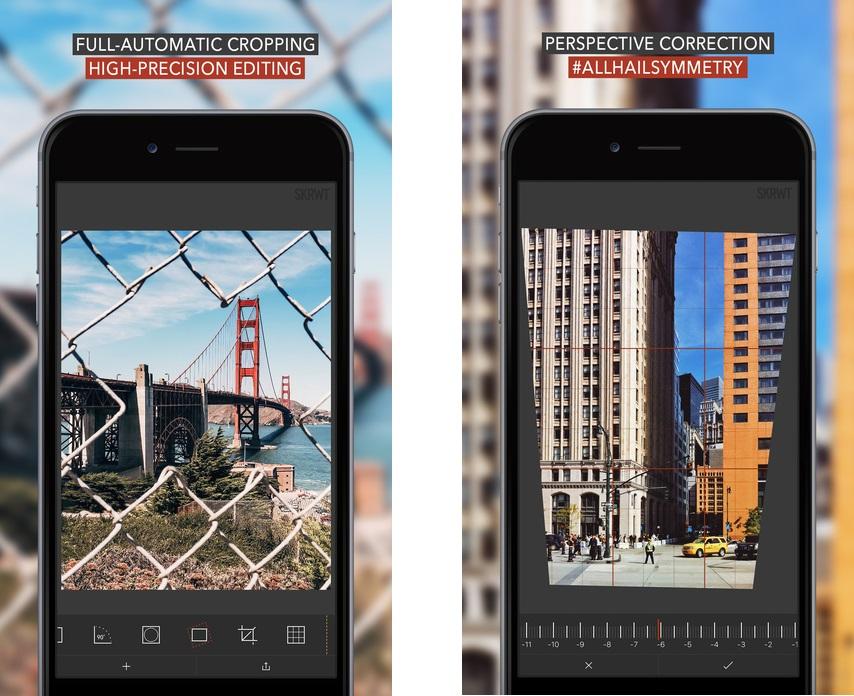 Программы для коррекции фотографий на айфон