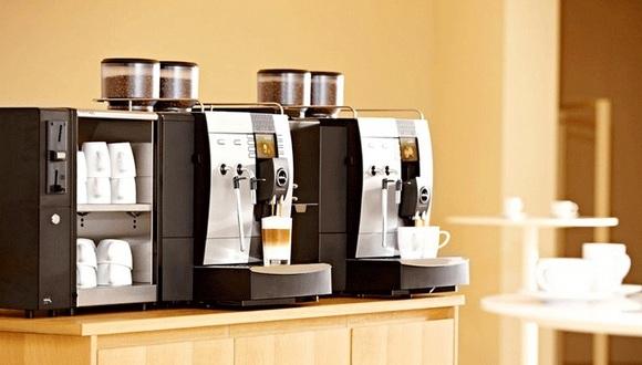 Особенности кофемашин для кофеен