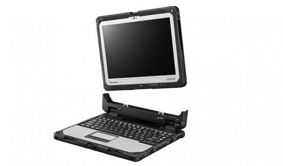 Toughbook CF-33 — противоударный ноутбук-планшет от Panasonic