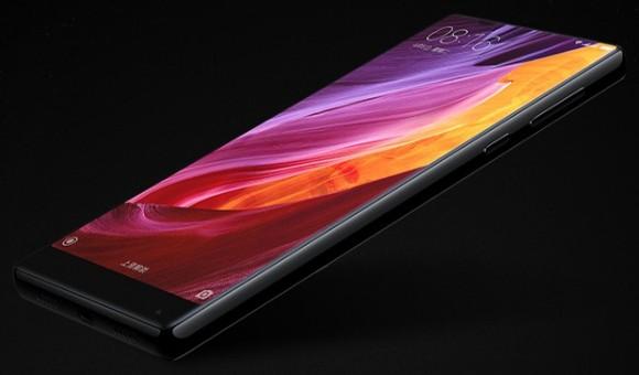 У Xiaomi Mi MIX появится меньшая 5,5-дюймовая версия