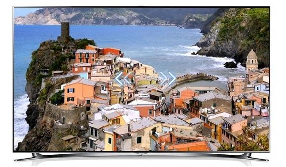 Обзор телевизора Samsung F8200