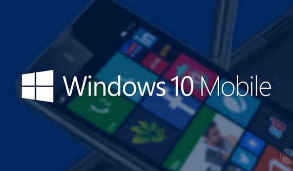 Устройства на Windows 10 Mobile получат поддержку сканера отпечатков пальцев