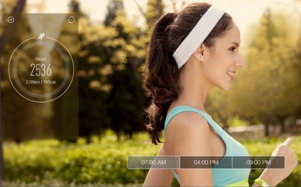 Утренняя пробежка-фитнес-браслет опыт использования
