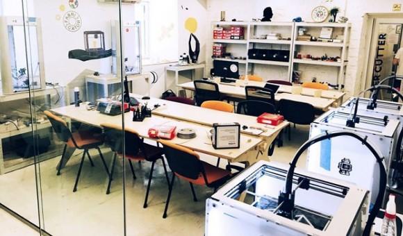 В Киеве открыли цифровую лабораторию FabLab Fabricator