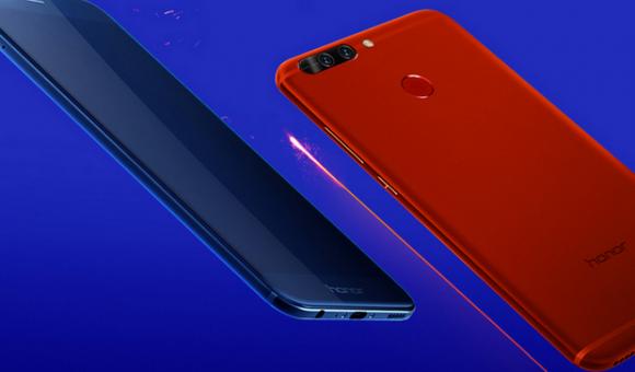 Huawei анонсировла флагманский смартфон Honor V9