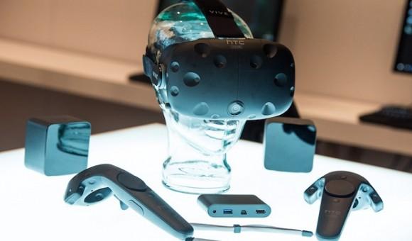 В этом году HTC выпустит мобильный VR-шлем