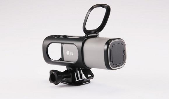 В продажу поступила экшн-камера для стриминга LG Action Cam LTE!