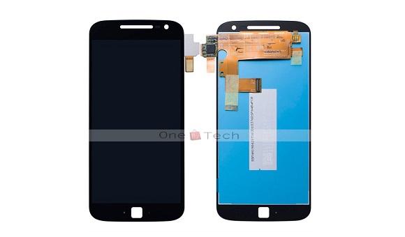 В сеть попали фото передней панели Moto G4 и G4 Plus - главное фото