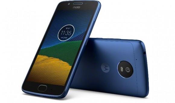 В сеть утекли фотографии Moto G5 в цвете Sapphire Blue - главное фото