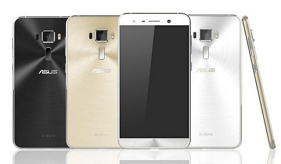 В сеть утекли рендеры смартфонов Asus Zenfone 3 и Zenfone 3 Deluxe - главное