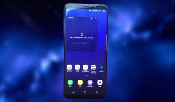 В сеть утекли «живые» фото Galaxy S8 и новой оболочки Samsung