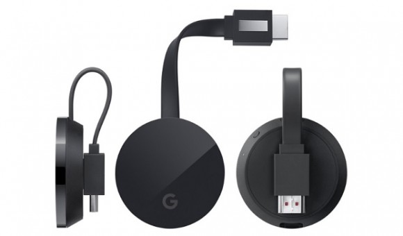 В сети появились рендеры Google Pixel и Chromecast Ultra