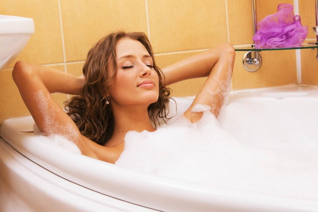 Ванна перед сном-релакс