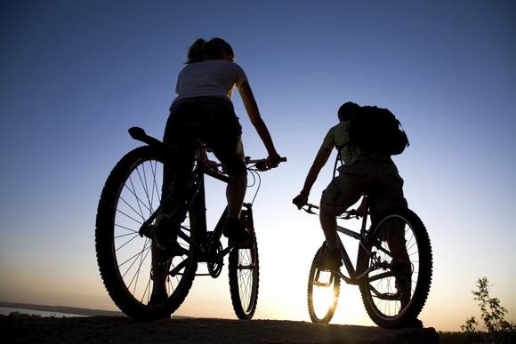 Велопрогулка за чертой города