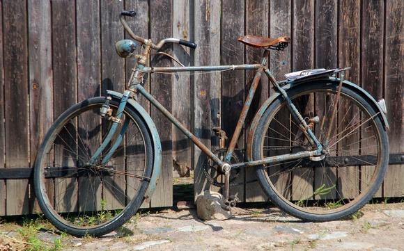 Велосипед Украина в наше время стал раритетной вещью