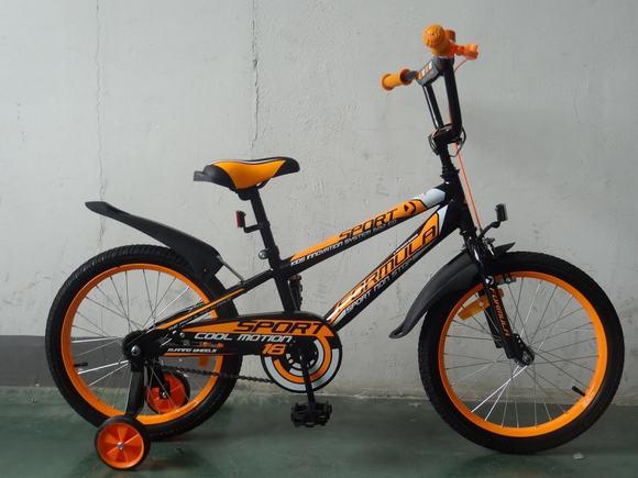 Велосипед торговой марки Formula для деток