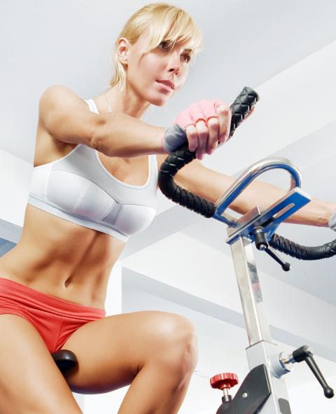 Велотренажер тренировка для похудения