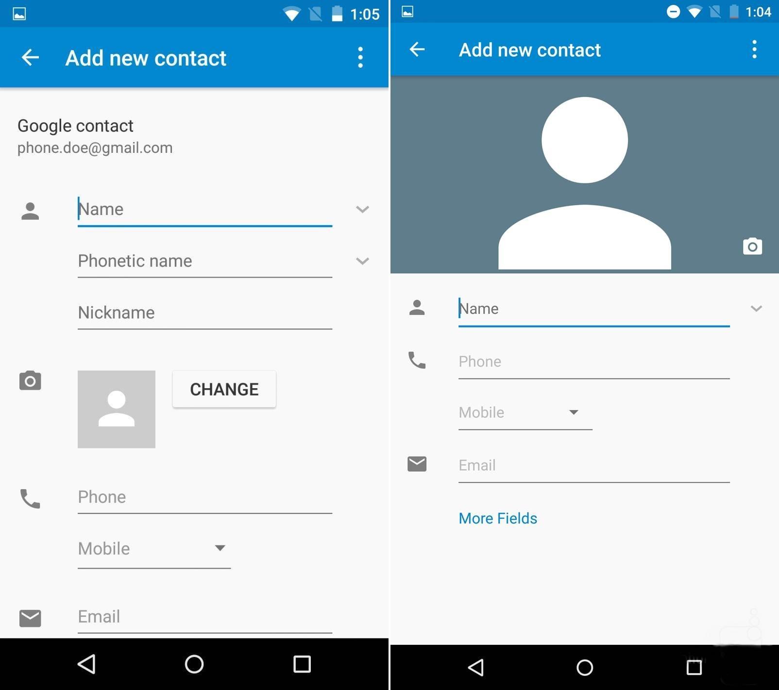 Как поставить фото на контакт Android: установка фото на звонок 96