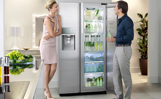 Выбираем двухкамерный холодильник