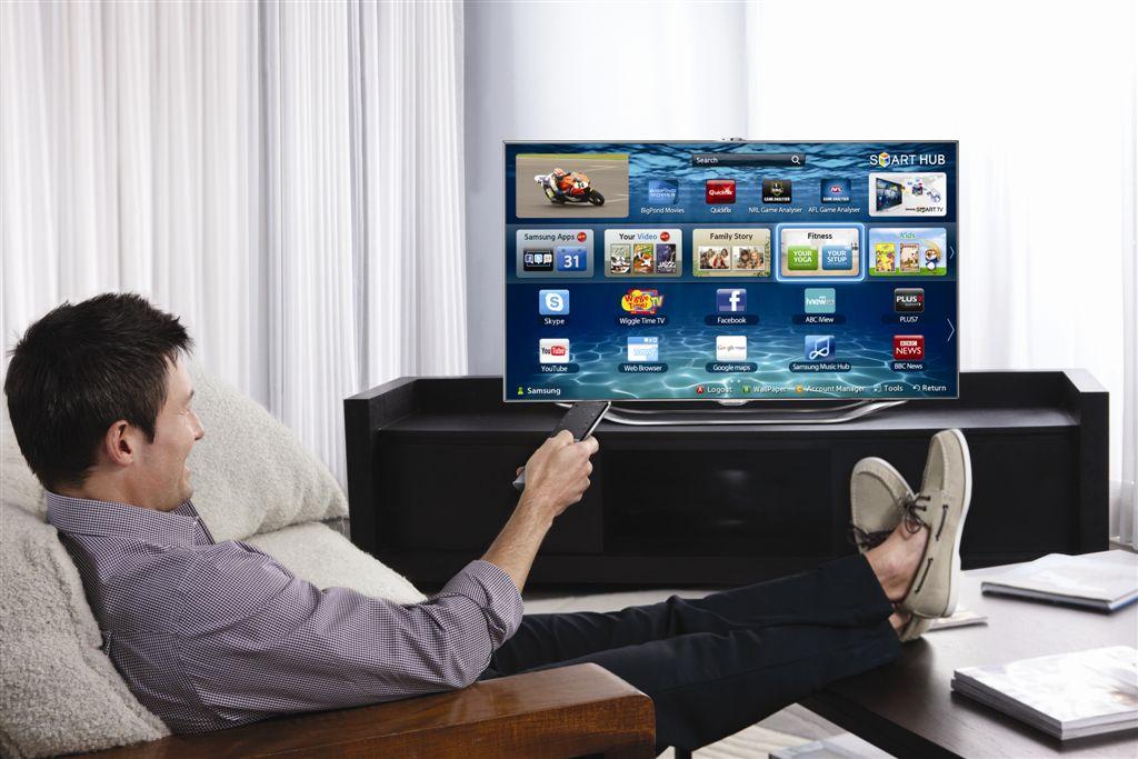 Выбираем телевизор или Как не попасть на маркетинговую «удочку» - Smart TV