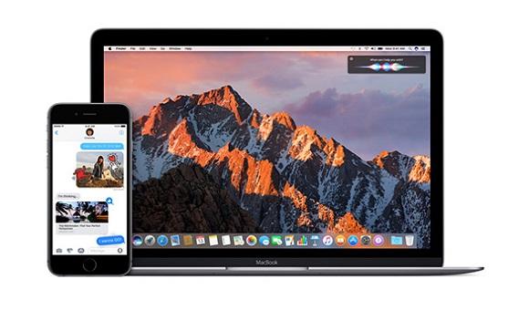 Выпущены публичные беты iOS 10 и macOS Sierra - главное фото