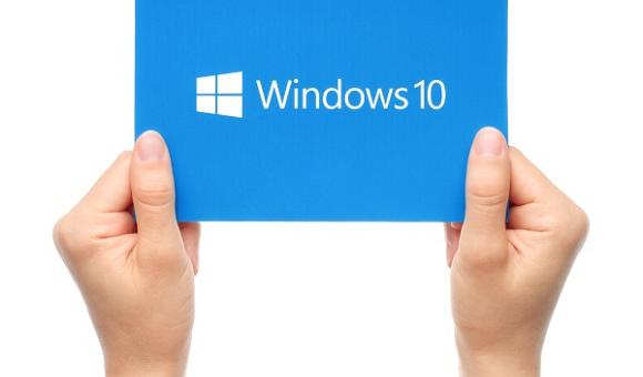 Windows 10 доля