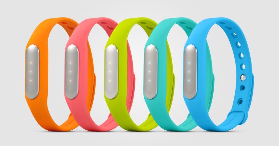 Xiaomi Mi Band-фитнес-браслет