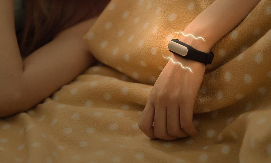 Xiaomi Mi Band-контроль сна пользователя