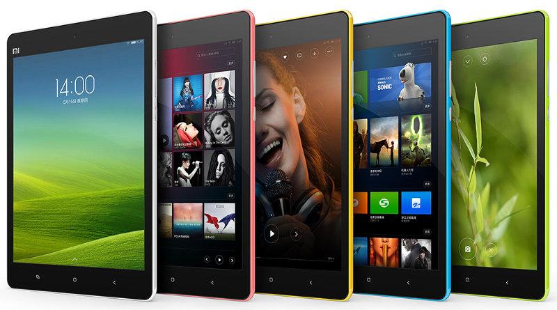 Xiaomi Mi Pad 7,9 16Gb - Экран