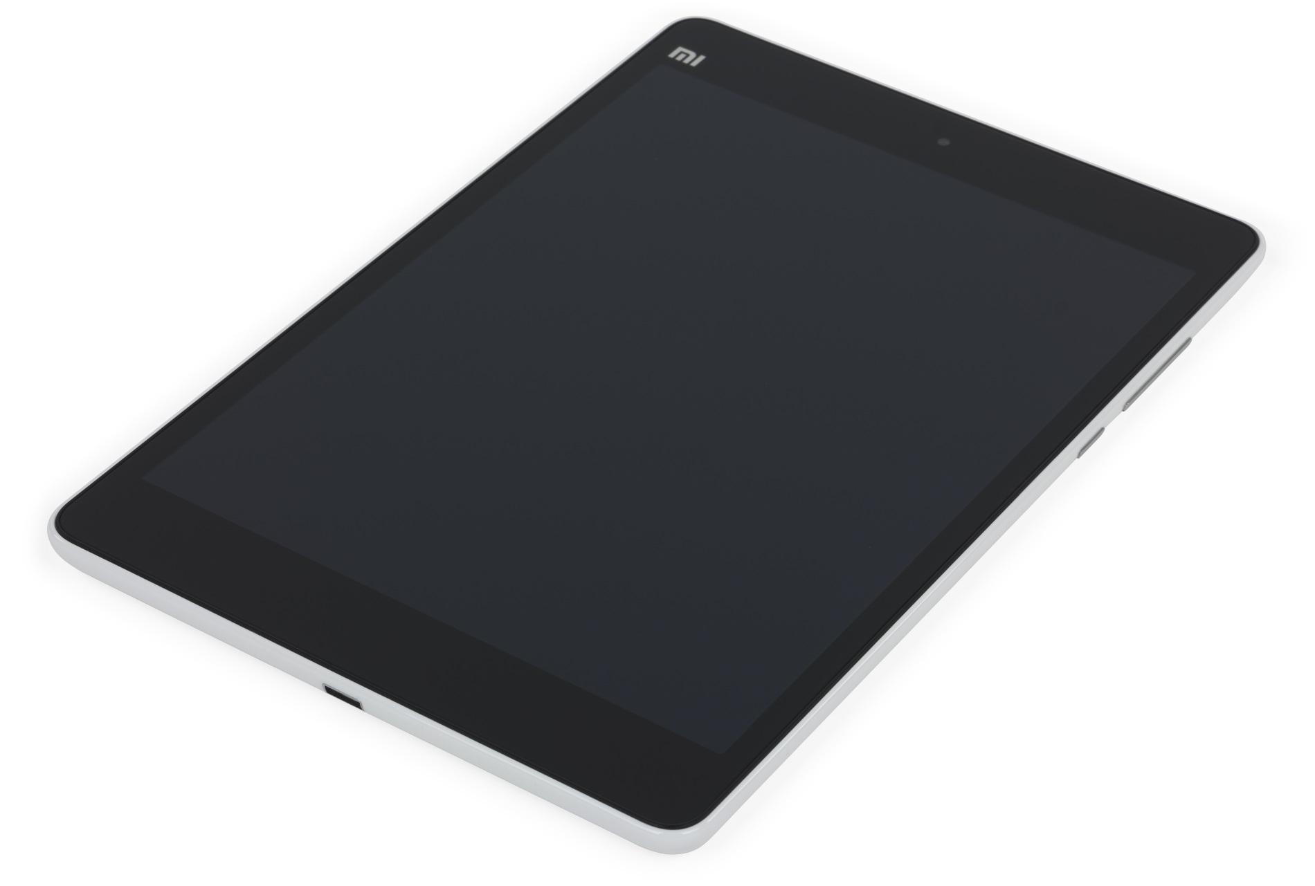 Xiaomi Mi Pad 7,9 16Gb - Фронтальная панель