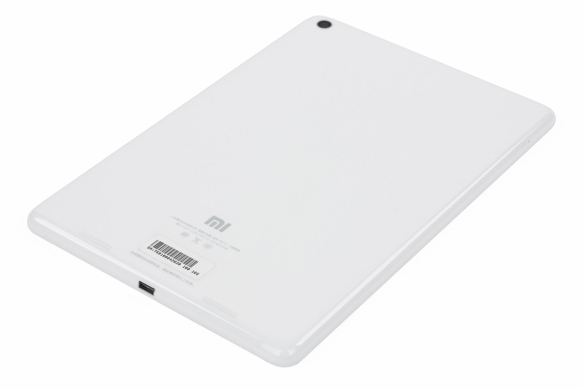 Xiaomi Mi Pad 7,9 16Gb - Задняя панель