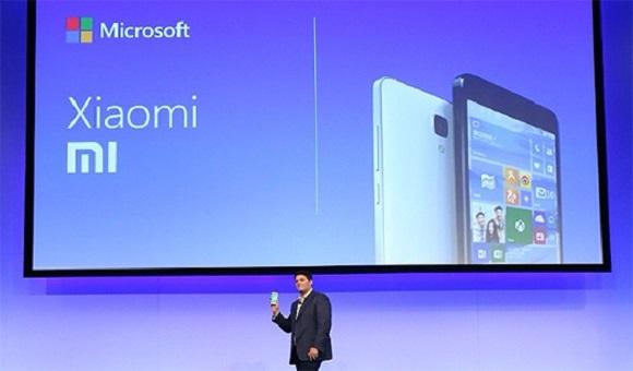 Xiaomi будут поставляться с предустановленными Microsoft Office и Skype