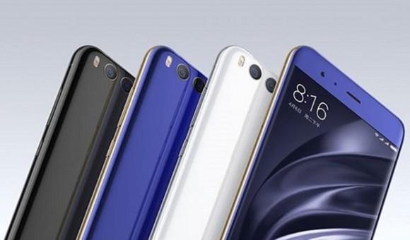 Xiaomi официально представила свой новый флагман Mi 6