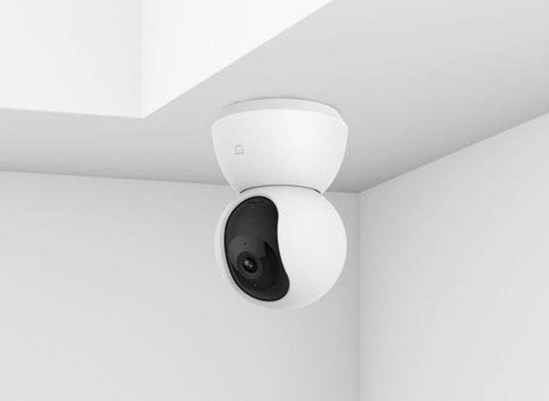 Xiaomi представила два новых устройства умную камеру и умный светильник - фото 1