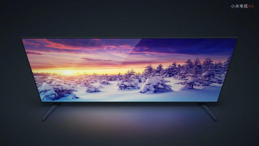 Xiaomi представила недорогие телевизоры Mi TV 4A