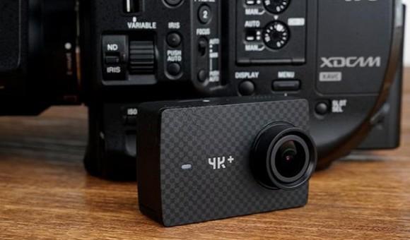 Yi 4K+ - первая в мире камера, снимающая 4K со скоростью 60 кc