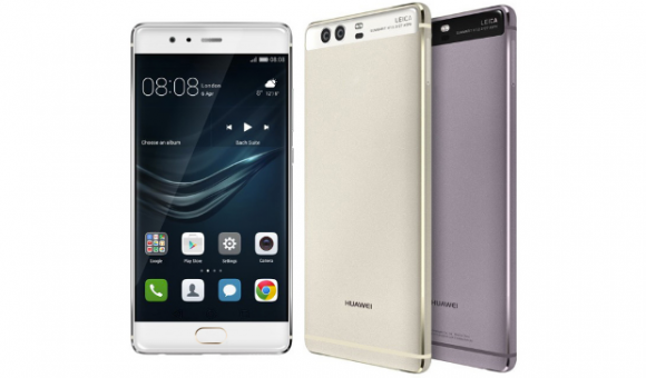 Живые фото Huawei P10 попали в сеть вместе с характеристиками