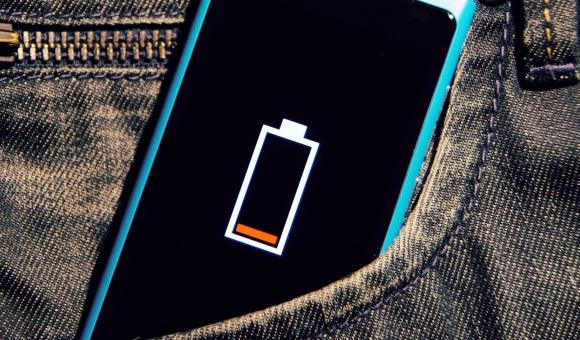 Зарядка андроид-смартфона