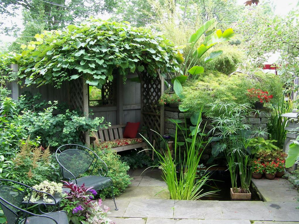 украшены уютный сад своими руками фото сердце вашем кончается