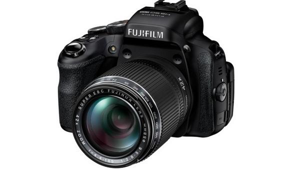 Краткий обзор фотокамеры Fujifilm FinePix HS50EXR