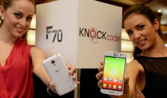Официальный анонс LTE-смартфонов LG F70 и LG F90 с MWC-2014