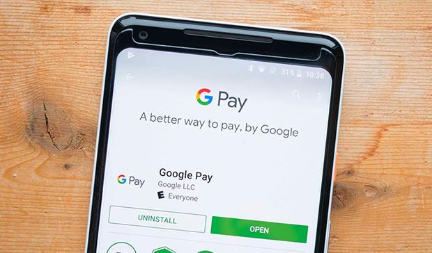 Google Pay став доступний на десктопах 310304c9e85e1