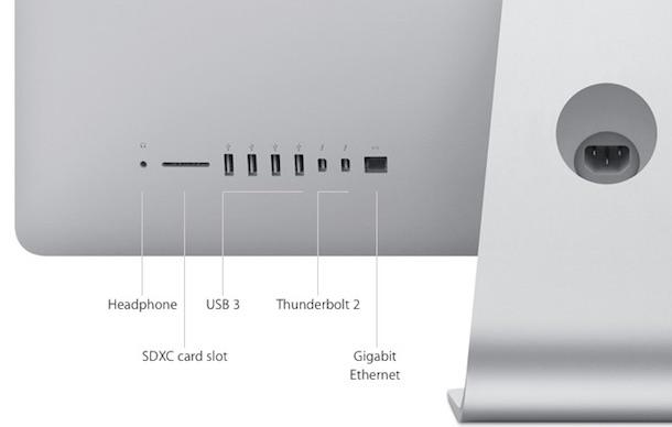 iMac retina-интерфейсы
